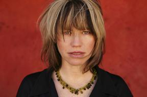 Sara Hickman face