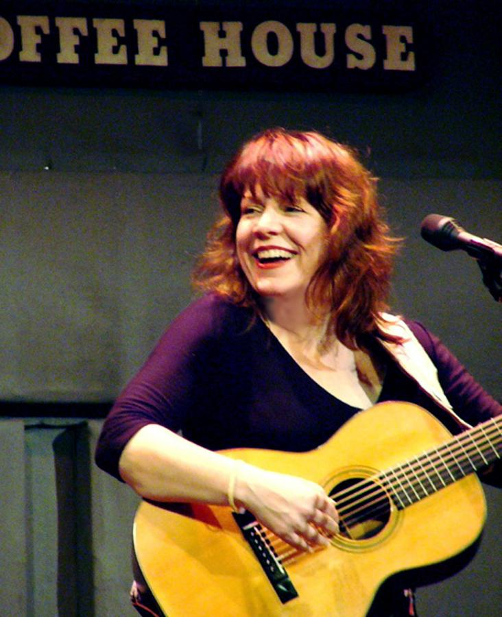 Caren Armstrong at Freight and Salvage