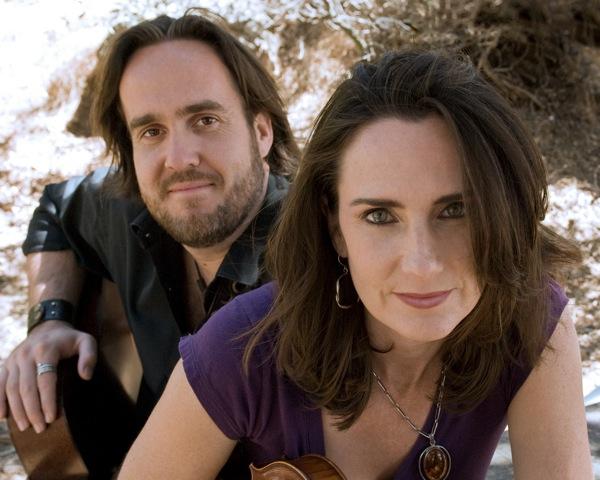 Stephanie Bettman and Luke Halpin