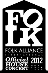 Folk Alliance International Official House Concert