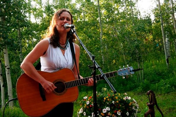 Beth Wood in Wyoming
