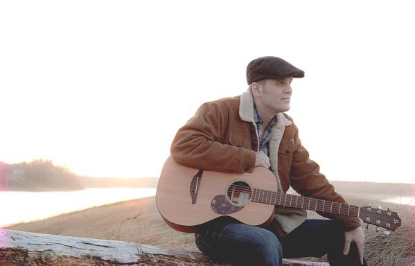Dave Gunning at the Beach