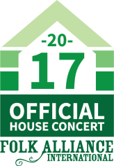2017 Folk Alliance International Official House Concert