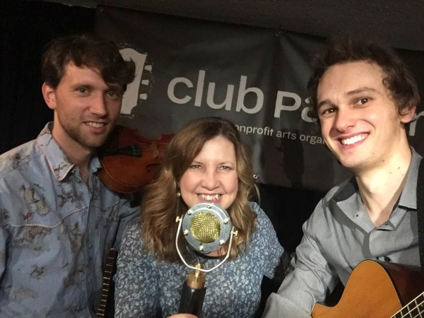 Missy Raines and the New Hip at Club Passim