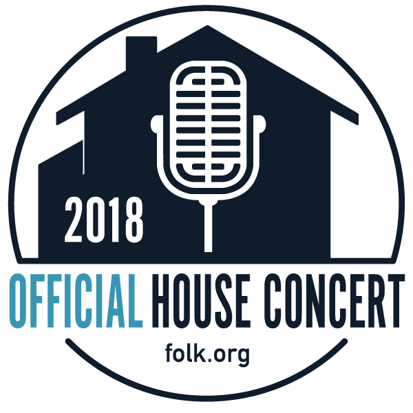 FAI Official House Concert Logo 2018